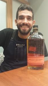 El mixólogo portugués, Paulo Figuereido.