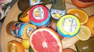 Son varias las propuestas de sabor de la exquisita agua San Pellegrino.