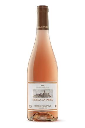 Rosé de Sierra Cantabria